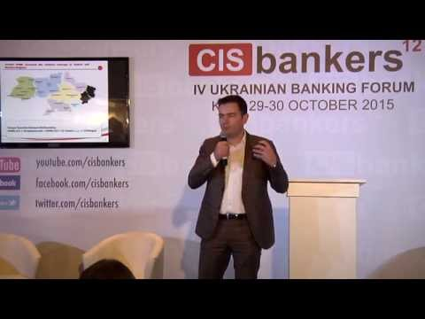 Mergers in a Time of Crisis (at CIS bankers Ukrainian Banking Forum)