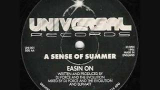 A SENSE OF SUMMER  -  EASIN ON