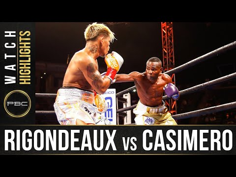 Rigondeaux vs Casimero HIGHLIGHTS: August 14, 2021   PBC on SHOWTIME