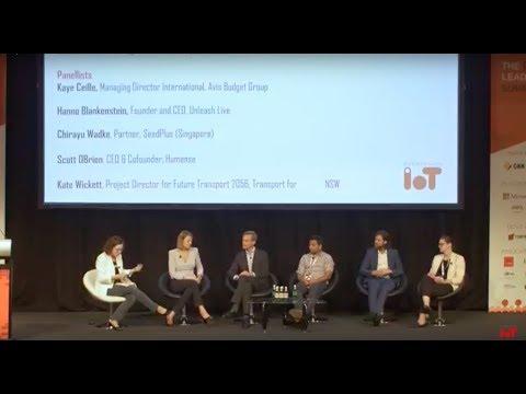 Smart Cities & Transport Forum (Panel) @ Everything IoT Global Leadership Summit 2017