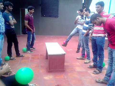 Group activity at office - YouTube - office fun games