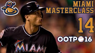 Miami Masterclass (Ep. 14) - Don't Panik, yet! | Out Of The Park Baseball 2016 (OOTP) | Lets Play