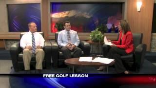 free golf lessons kktv 08 30 2012