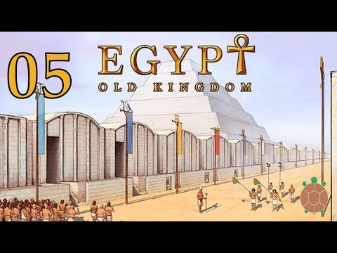 Egypt Old Kingdom | Let's Try Gameplay - Prologue - 05