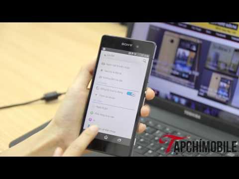 Địa Chỉ Bán Sony Xperia Z2 Chính Hãng Uy Tín Tại Hà Nội