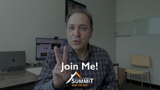 Join Me At The Summit!