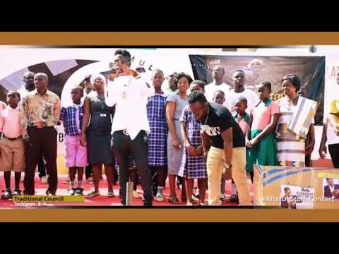 Shatta Wale After The Storm Concert - Techiman Full Video