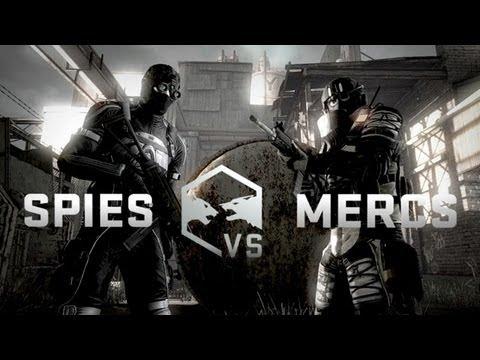 Splinter Cell: Blacklist trailer pits Spies against their natural enemy, the Merc