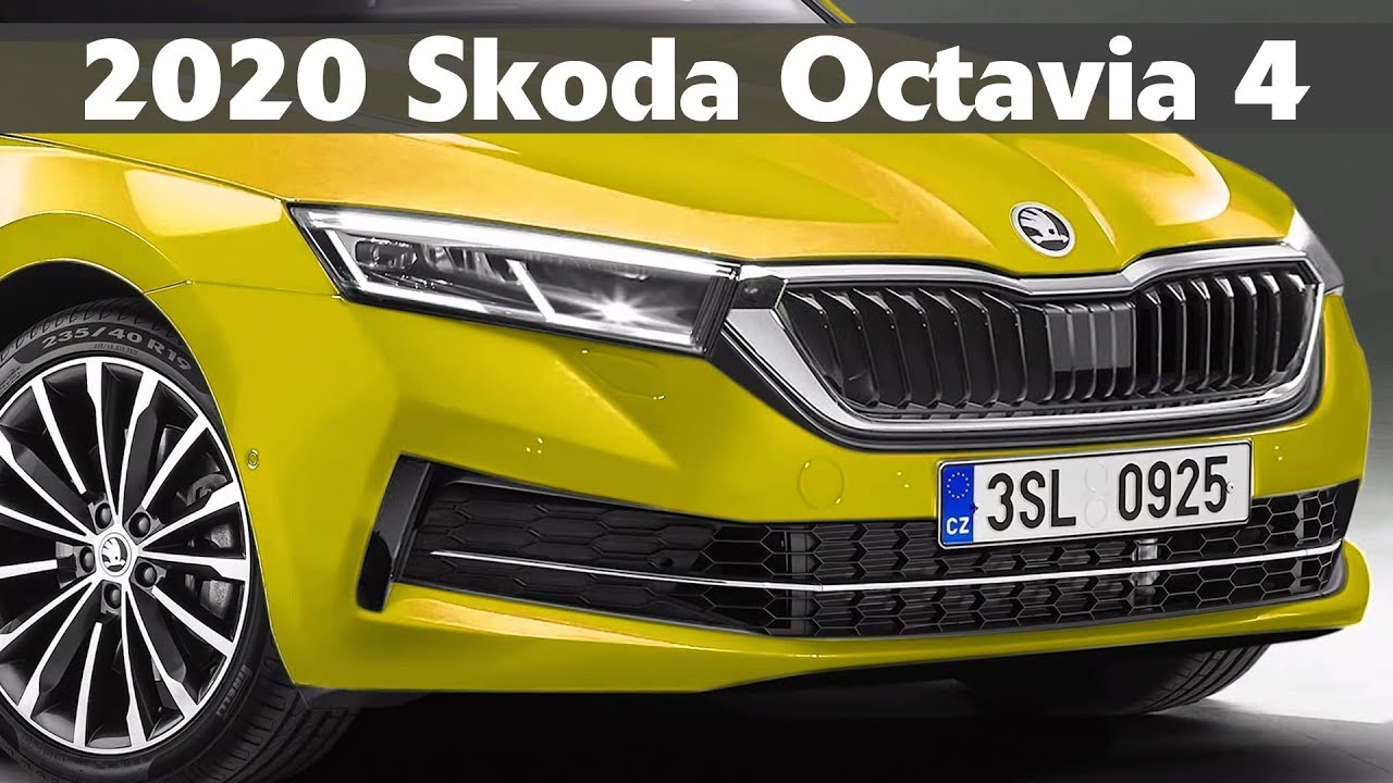 2020 Skoda Octavia 4 Everything We Know So Far About The All New