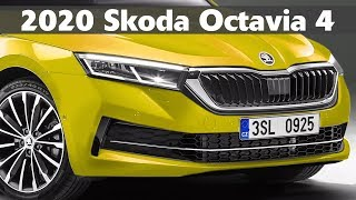 2020 Skoda Octavia 4 - Everything we know about the all-new, fourth-generation Octavia! Video