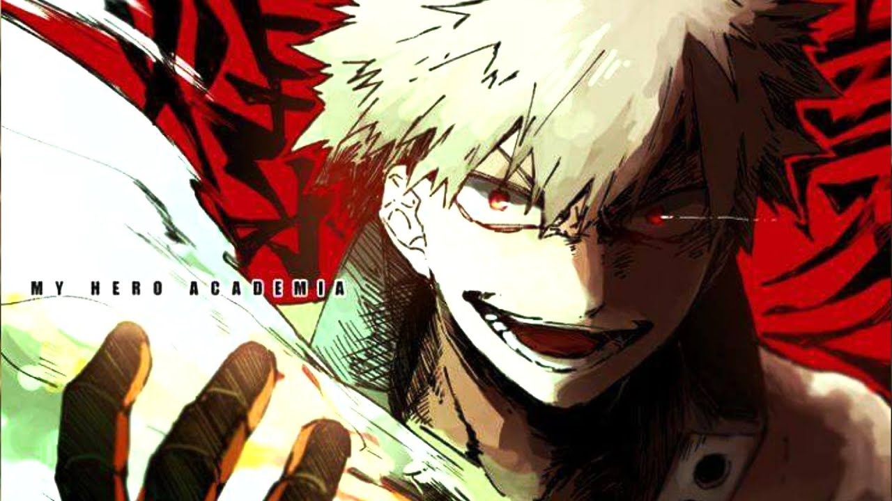 Bakugou Katsuki Wallpaper