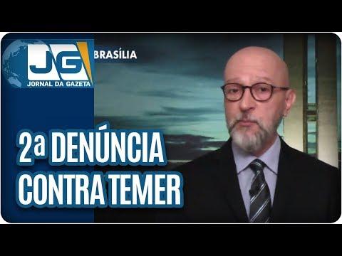 Josias de Souza/Vem aí a 2ª denúncia contra Temer