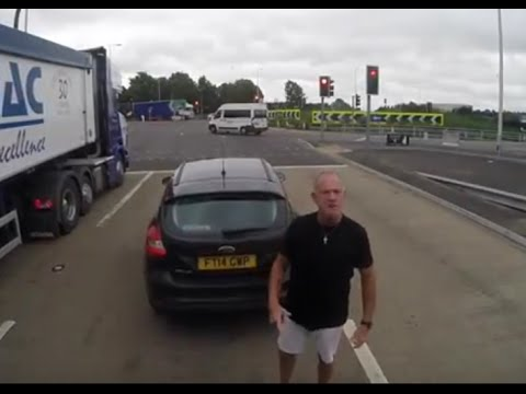 Trucker Jay in the UK: Road rage or Fraud