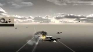 《HIS空戰英豪 Online》空中爆炸戰鬥影片--震撼你的視與聽!!!