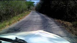 Tecoman Colima Odisea Mina de Aquila Por Ojo de Agua - Viaje de Venida 27 de Mayo 2013