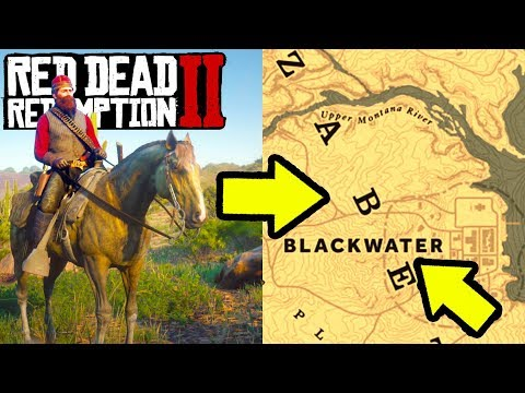 How To Enter Blackwater WITH NO BOUNTY As Arthur Morgan In RDR2! How To Glitch Into Blackwater!