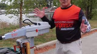 Twin Troller X-10 & Torqeedo Travel 1003