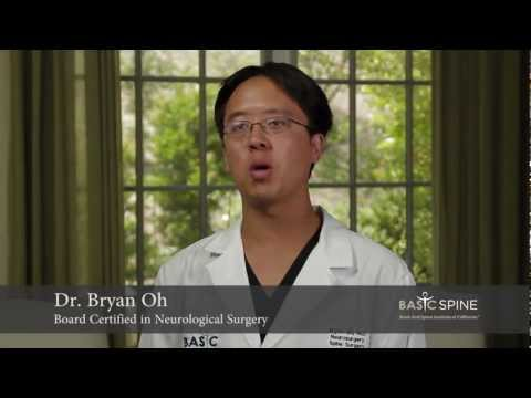 Dr Bryan Oh Spine Surgeon Biography