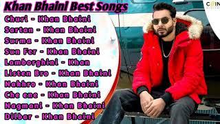 Khan Bhaini All Songs 2021 | Khan Bhaini Jukebox | Khan Bhaini Collection Non Stop Hits | Punjabi