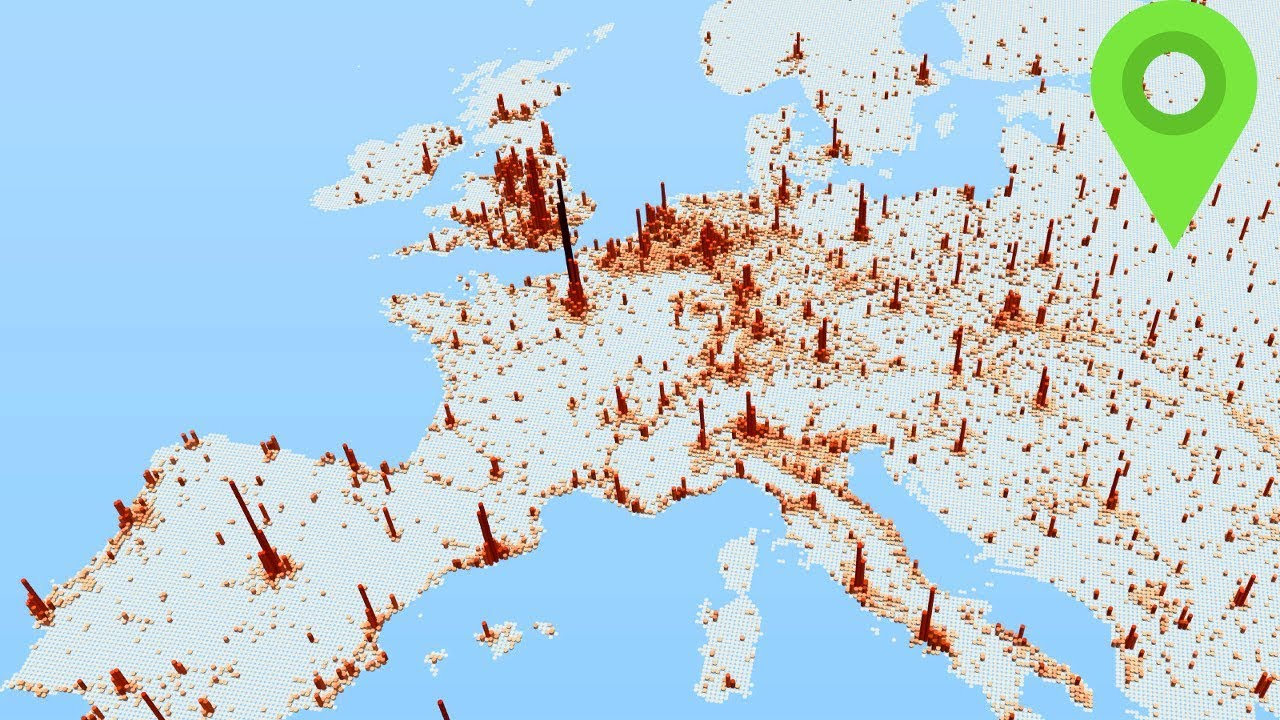 Naming The 100 Biggest Cities In Europe - JetPunk