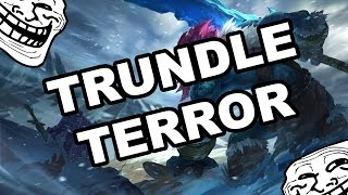 TRUNDLE TERROR
