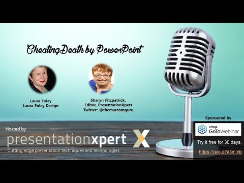 [PXpert Webinar] Cheating Death by PowerPoint: Slide Makeovers