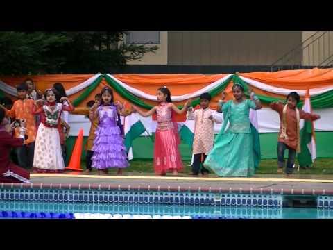 Phir Bhee Dil Hai Hindustani - Stage Performance by Kids at Fair Oaks Club