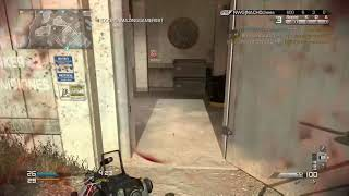 """Call Of Duty: Ghost- Death By """"Booby-trapped"""" Ladder."""