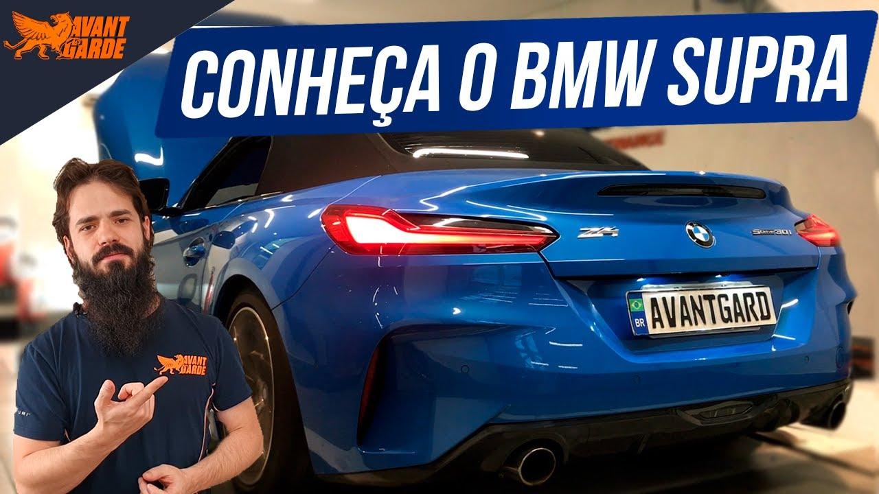 BMW Z4 G29: O Supra Alemão - Estágio 2 AvantGarde Performance