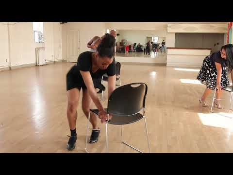 Rehearsal // 'FLOOR'D' (ladies section)