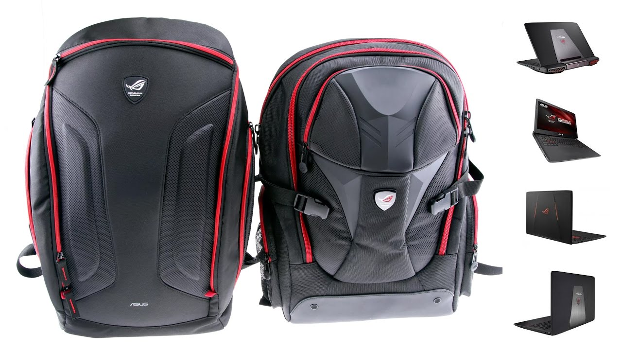 ASUS ROG Republic of Gamers Backpack Laptop Bag ONLY RS.1100 ON AMAZON