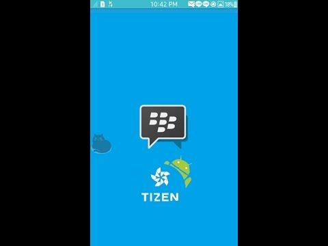 Tutorial Install BBM dan Aplikasi Android di SAMSUNG Z2 OS Tizen