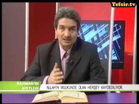 Araf Suresi Kuran Tefsiri 1-10 Ayetler Prof.Dr.Şadi Eren