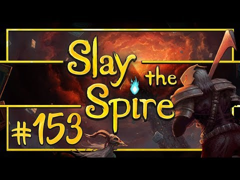 Let's Play Slay the Spire: March 15th 2018 Daily - Episode 153