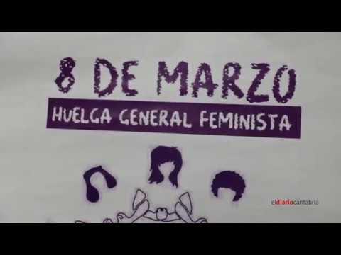 PRESENTACIÓN DE LA HUELGA FEMINISTA DEL 8 MARZO