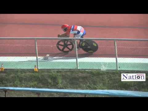 จักรยาน ประเภทลู่ ไทม์ไทรอัล-ชาย(1กม.) กีฬาแห่งชาติ ครั้งที่ 43