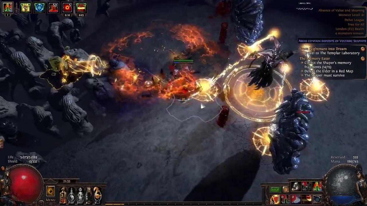 17 Most Popular Poe 3 6 Builds for each Ascendancy - u4gm com