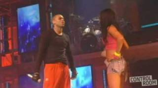 Chris Brown - Damage Live