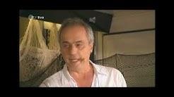 Andre Domke mit Christian Rach im ZDF Fernsehgarten bei Andrea Kiewel