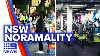 Coronavirus: Sydney Food Markets Open As Gyms Brace Reopening   Nine News Australia