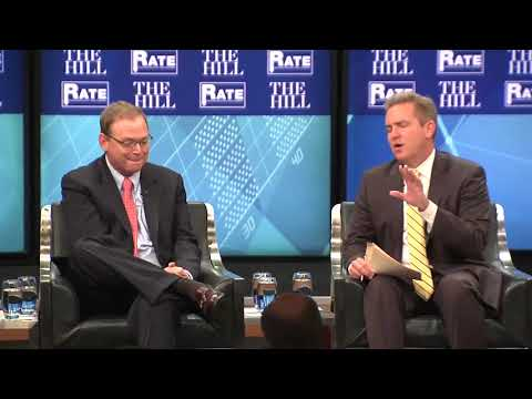 Cracking the Tax Code: Headliner Conversation // Council of Economic Advisers Chairman Kevin Hassett