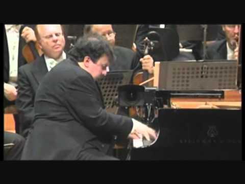 Rachmaninoff-Piano Concerto No.3 ( Cadenza )  - Yefim Bronfman-Piano