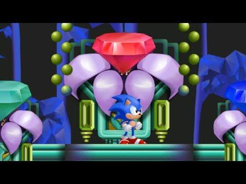 Sonic 3 HD - Tech Demo | Walkthrough