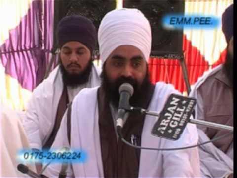 Sant Baba Paramjit Singh Ji Tida Sahib Wale Naam Japna Te Vand Ke Chakna Part 2