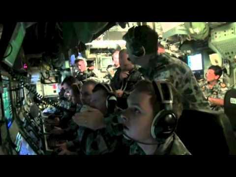 HMAS Farncomb successful sinking at RIMPAC