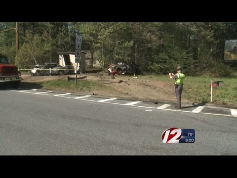 One Dead In Foster Crash