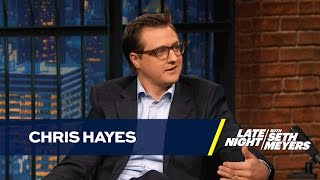 Chris Hayes on Donald Trump