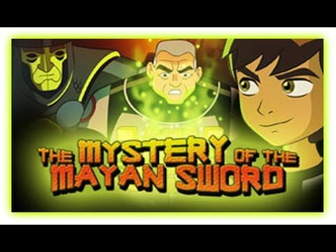 Ben 10 - The Mystery Of The Mayan Sword - Ben 10 Games