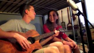 everything has changed taylor swift ft ed sheeran a cover by nathan leach and sister