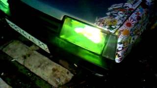 видео Micro de xenon ксенон биксенон би 3000 к hella хелла микро де дальний